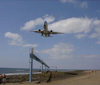 picture of Lanzarote Airport