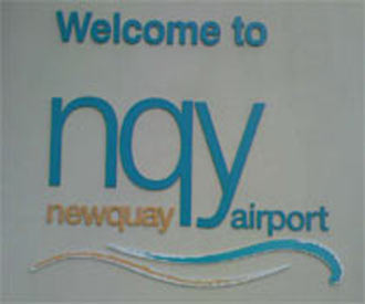 Welcome to Newquay Airport